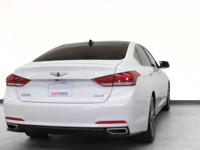 2016 Hyundai Genesis Premium AWD Nav Leather PanoRoof Backup Cam