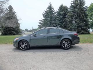 Used 2017 Buick Regal Sport Touring for sale in Thornton, ON