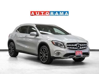 Used 2018 Mercedes-Benz GLA 250 4Matic Leather PanoRoof Backup Camera for sale in Toronto, ON