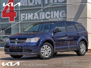 Used 2017 Dodge Journey CVP | Cruise | Bluetooth | Push Start for sale in St Catharines, ON