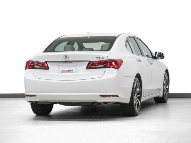 2017 Acura TLX Tech Navigation Leather Sunroof Backup Cam