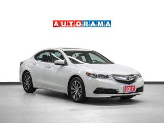 Used 2017 Acura TLX Tech Navigation Leather Sunroof Backup Cam for sale in Toronto, ON