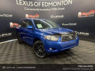 Used 2008 Toyota Highlander 4-door 4WD V6 Sport 5A 7-Pass for sale in Edmonton, AB