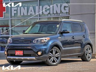 Used 2017 Kia Soul EX Premium | Climate Ctrl | Leather | Sunroof for sale in St Catharines, ON