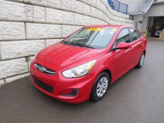Used 2016 Hyundai Accent GL $46/wk ALL IN EXTENDED WARRANTY for sale in Fredericton, NB