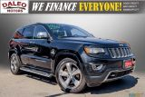 2014 Jeep Grand Cherokee OVERLAND / DIESEL / LEATHER / BACK UP CAM / LOADED Photo29