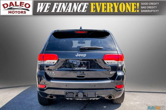 2014 Jeep Grand Cherokee OVERLAND / DIESEL / LEATHER / BACK UP CAM / LOADED Photo7