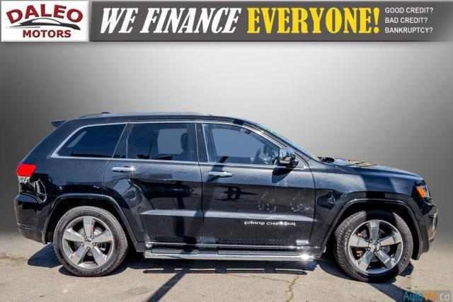 2014 Jeep Grand Cherokee OVERLAND / DIESEL / LEATHER / BACK UP CAM / LOADED Photo9