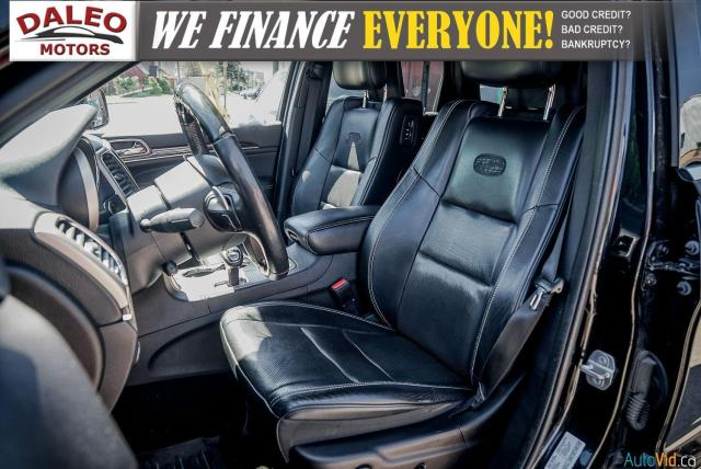 2014 Jeep Grand Cherokee OVERLAND / DIESEL / LEATHER / BACK UP CAM / LOADED Photo10