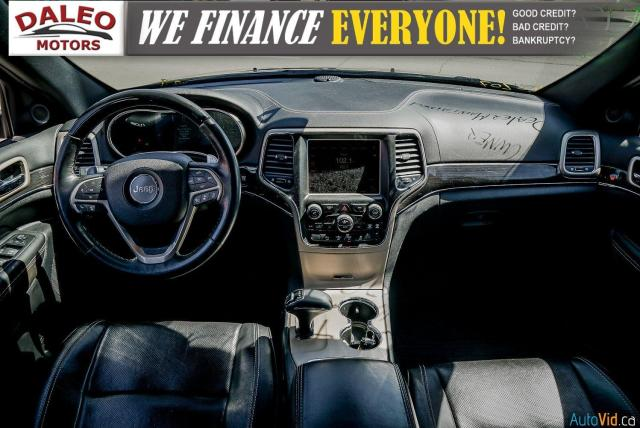 2014 Jeep Grand Cherokee OVERLAND / DIESEL / LEATHER / BACK UP CAM / LOADED Photo13