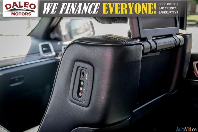 2014 Jeep Grand Cherokee OVERLAND / DIESEL / LEATHER / BACK UP CAM / LOADED Photo17