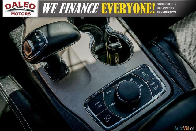 2014 Jeep Grand Cherokee OVERLAND / DIESEL / LEATHER / BACK UP CAM / LOADED Photo20