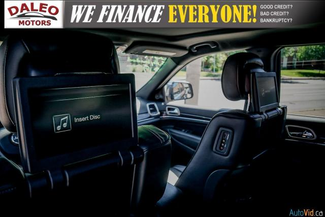 2014 Jeep Grand Cherokee OVERLAND / DIESEL / LEATHER / BACK UP CAM / LOADED Photo25