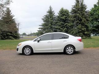 Used 2012 Subaru Impreza 2.0i AWD w/ LOW KMS for sale in Thornton, ON
