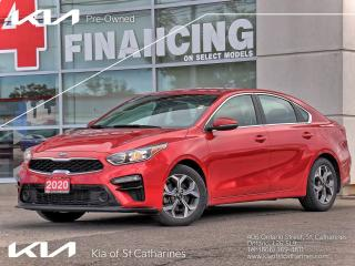 Used 2020 Kia Forte EX | Blindspot Alert| Lane Assist |Wireless Charge for sale in St Catharines, ON