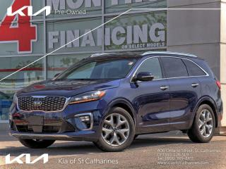 Used 2020 Kia Sorento SX V6 | 360 CAMERA | NO-CHARGE 6-YR WARRANTY for sale in St Catharines, ON