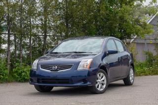 Used 2011 Nissan Sentra CVT 2.0 for sale in Etobicoke, ON
