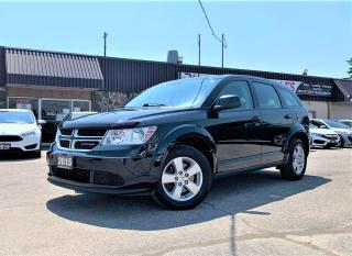 Used 2015 Dodge Journey AUTO SUV A/C PW PL PM  SAFETY CERTIFED for sale in Oakville, ON