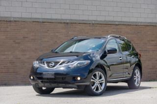 Used 2011 Nissan Murano S for sale in Etobicoke, ON