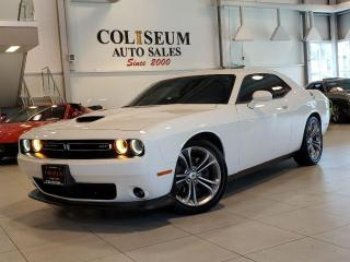 Used 2020 Dodge Challenger GT-SUNROOF-LEATHER/SUEDE-NAVI-CAMERA-19KM for sale in Toronto, ON