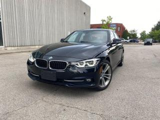 Used 2017 BMW 3 Series 320i xDrive for sale in Vaughn, ON