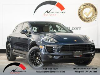 Used 2018 Porsche Macan AWD/Bose/Navigation/Pano Roof/ Backup Camera for sale in Vaughan, ON