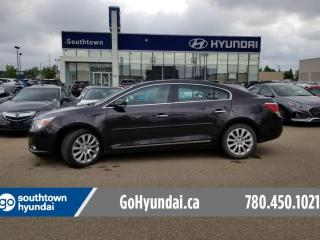 Used 2013 Buick LaCrosse LUXURY/AWD/NAV/SUNROOF/LEATHER for sale in Edmonton, AB