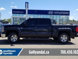 Used 2015 Chevrolet Silverado 1500 LT/4X4/CREW/BLUETOOTH/SATELLITE RADIO for sale in Edmonton, AB