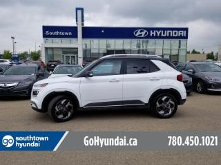 Used 2020 Hyundai Venue TREND W/URBAN/APPLE CARPLAY/HEATED STEERING/BACKUP CAM for sale in Edmonton, AB