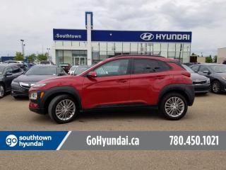 Used 2020 Hyundai KONA LUXURY/SUNROOF/LEATHER/BLIND SPOT for sale in Edmonton, AB