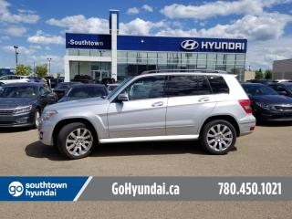 Used 2010 Mercedes-Benz GLK-Class GLK 350/AWD/SUNROOF/LEATHER/HEATED SEATS for sale in Edmonton, AB