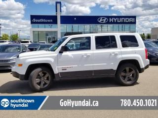 Used 2016 Jeep Patriot 75th Anniversary for sale in Edmonton, AB