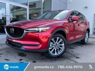 New 2021 Mazda CX-5 GT w/Turbo for sale in Edmonton, AB