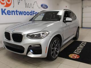 Used 2019 BMW X3 M APPEARANCE PKG | Heated seats | Heated steering Wheel | Back up Camera | for sale in Edmonton, AB