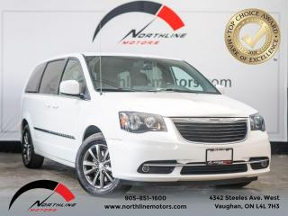 Used 2015 Chrysler Town & Country S/Navigation/DVD/Backup Camera/ Heated Seats for sale in Vaughan, ON