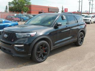 New 2021 Ford Explorer ST | 4WD | ST Street Pack | Large Screen | Moonroof | 21