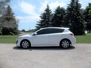 Used 2011 Mazda MAZDA3 GS SPORT- 4 NEW TIRES!! for sale in Thornton, ON