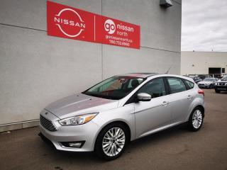Used 2018 Ford Focus Titanium 4dr 4WD Sport Utility for sale in Edmonton, AB