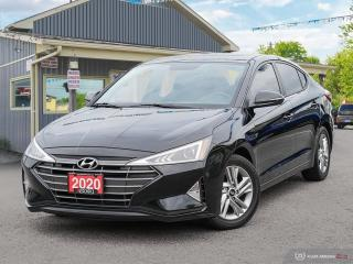 Used 2020 Hyundai Elantra Preferred,LOW KMS,R/V CAM,BCW,H/SEATS & S.WHEEL for sale in Orillia, ON