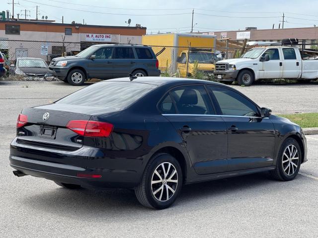 2015 Volkswagen Jetta COMFORTLINE DIESEL SUNROOF/PUSH TO START Photo5