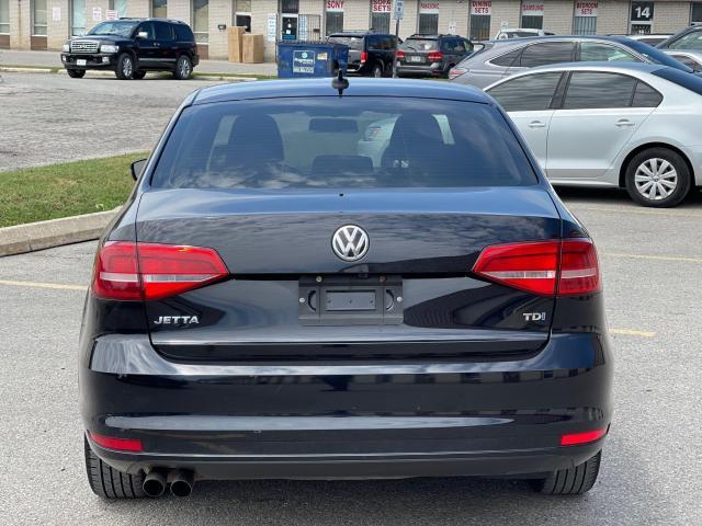 2015 Volkswagen Jetta COMFORTLINE DIESEL SUNROOF/PUSH TO START Photo6