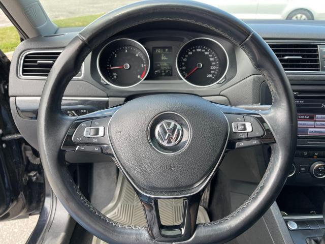 2015 Volkswagen Jetta COMFORTLINE DIESEL SUNROOF/PUSH TO START Photo13