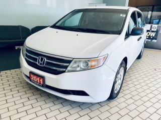 Used 2011 Honda Odyssey LX  NO ACCIDENT ONE OWNER 7 PASSENGER CERTIFIED for sale in Brampton, ON