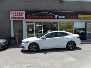Used 2015 Acura TLX V6 for sale in North York, ON