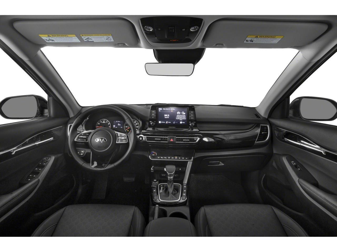 2021 Kia Seltos EX PREMIUM AWD