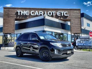 Used 2015 Kia Sorento LX for sale in Sudbury, ON