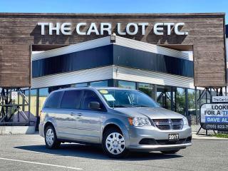 Used 2017 Dodge Grand Caravan CVP/SXT for sale in Sudbury, ON