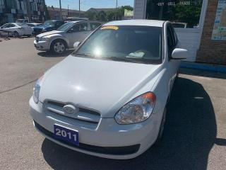 Used 2011 Hyundai Accent for sale in Oshawa, ON