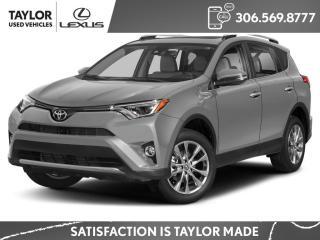 Used 2018 Toyota RAV4 SE ENROUTE for sale in Regina, SK