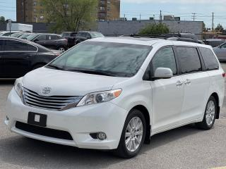 Used 2013 Toyota Sienna LIMITED AWD NAVIGATION/DVD/7 PASSENGER for sale in North York, ON